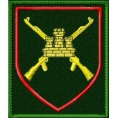 Шеврон 103 Мотострелкового полка 150 дивизии