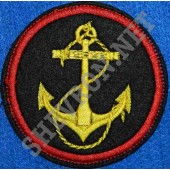 Шеврон морской пехоты