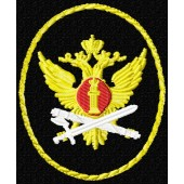 Шеврон ФСИН-орел