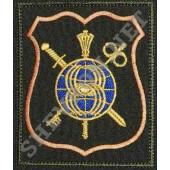 Шеврон 8-го Управления Генерального штаба МО РФ