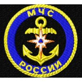 Шеврон ГИМС МЧС России