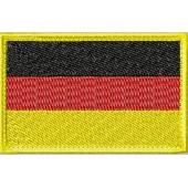 Нашивка на рукав флаг Германии
