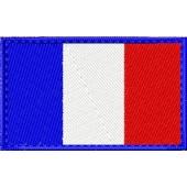 Нашивка на рукав флаг Франции